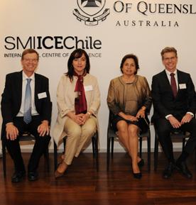 Chile cuenta con nueva sede para colaboración en minería
