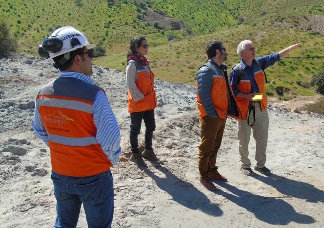 Estudian relación entre medioambiente, minería y agricultura en Limarí