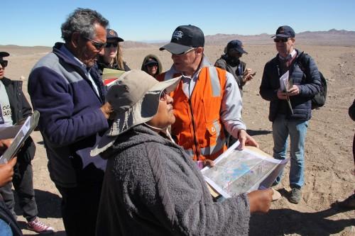 Freeport realiza taller sobre relaves y entrega antecedentes generales sobre Proyecto Concentradora de El Abra