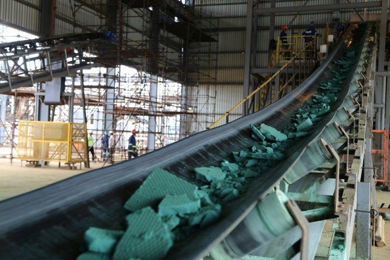 La carrera del cobalto chileno en la industria de los minerales