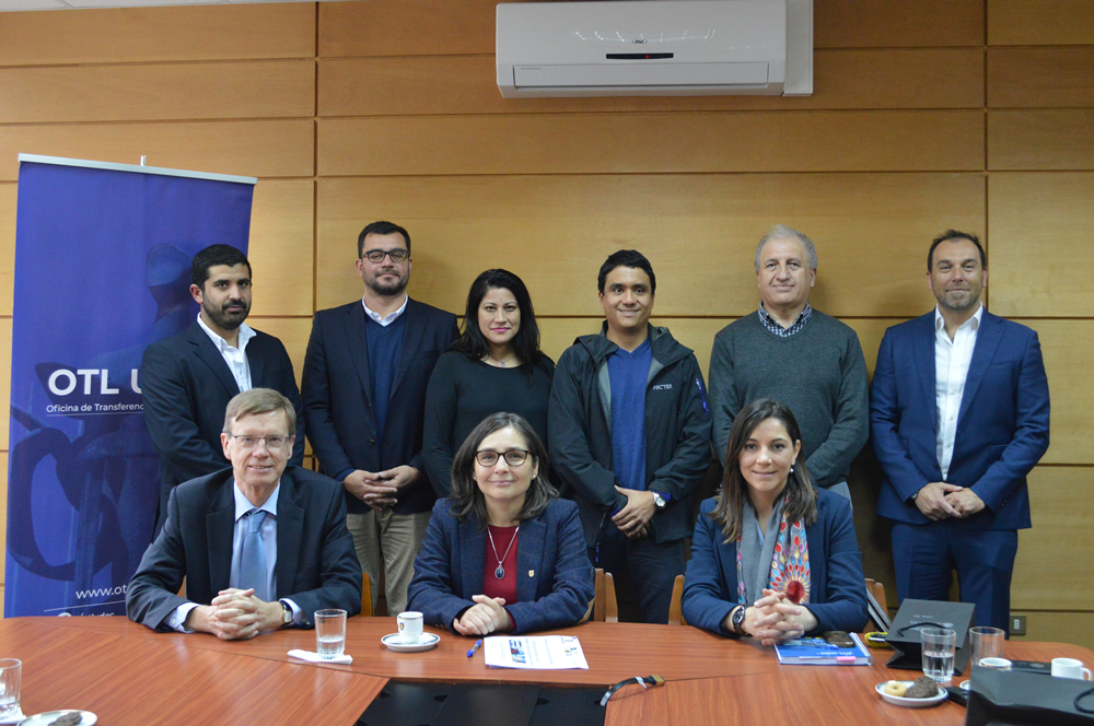 SMI-ICE-Chile firma su primera licencia en en el país