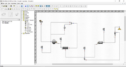 Metallurgical Process Simulation
